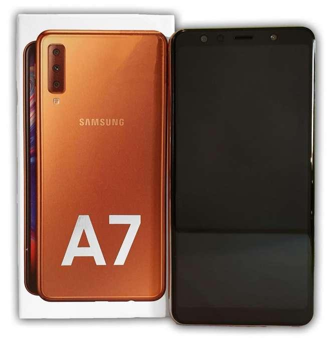 Samsung Galaxy A7 2018 64/4gb 4G LTE