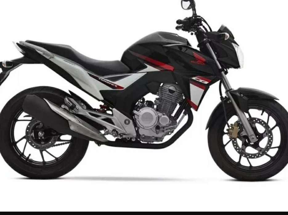 Honda Twister 250 0km