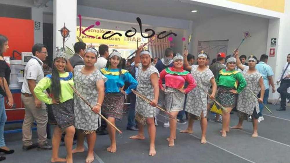 Bailes Tipicos Peruanos Hora Loca Chola comparasas batucada selva costa sierra