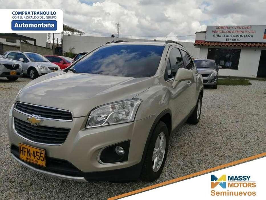 Chevrolet Tracker 2014 - 58000 km