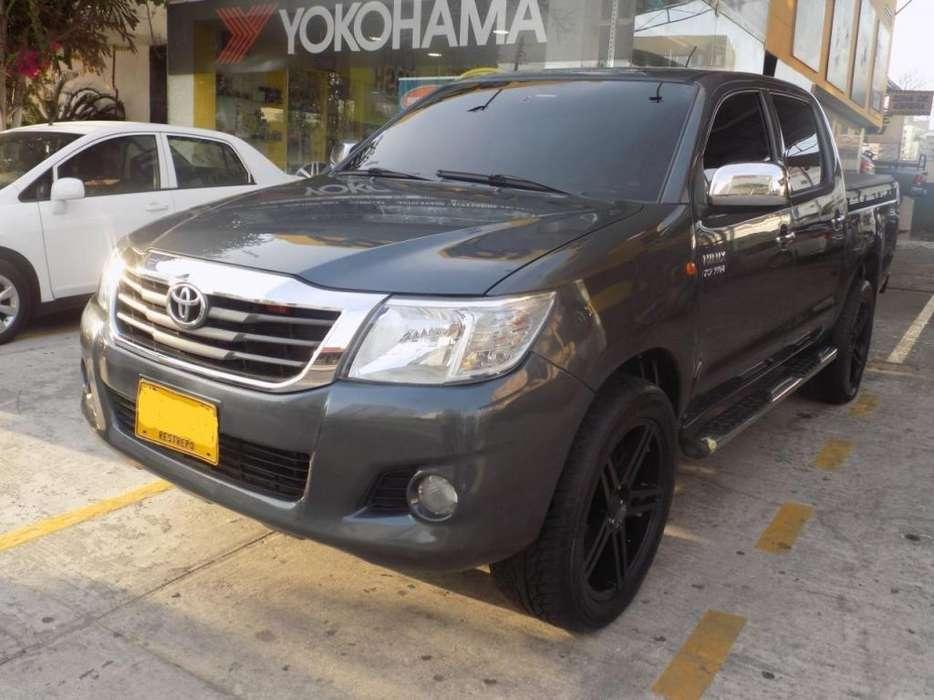 Toyota Hilux 2012 - 84000 km
