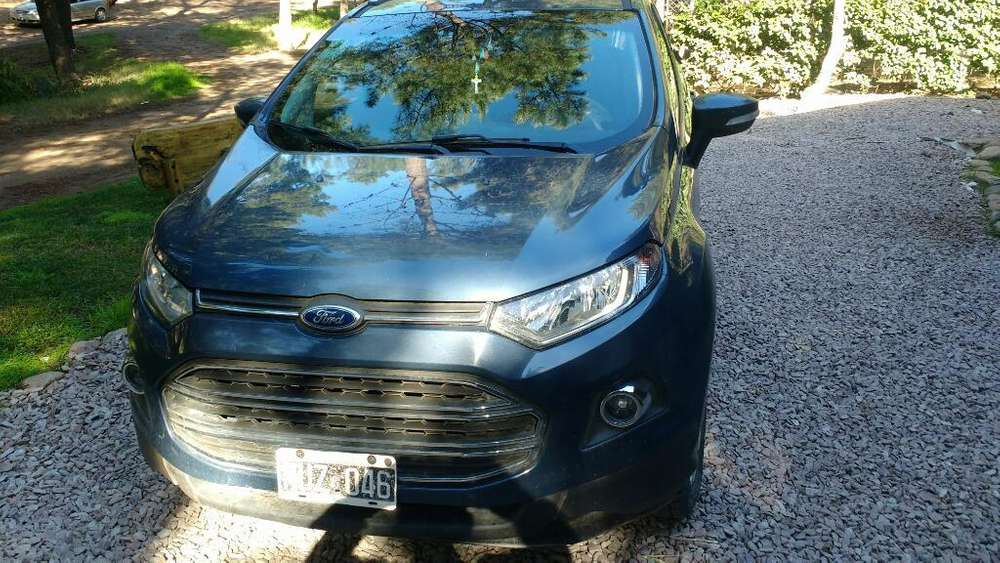 Ford Ecosport 2014 - 90000 km