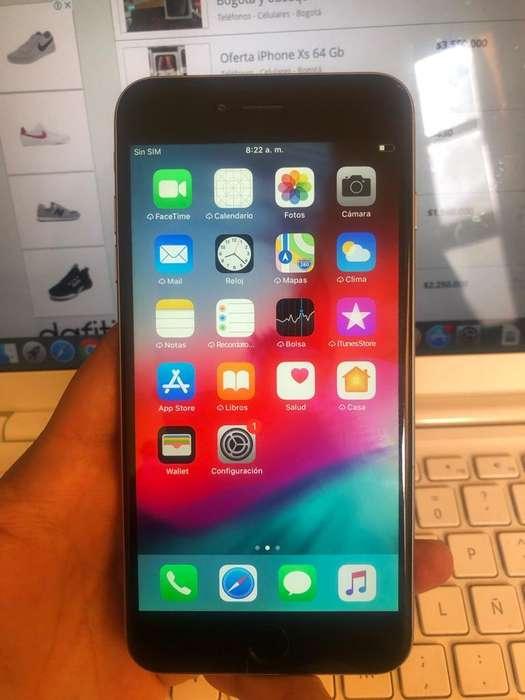 Ganga iPhone 6 Plus 64Gb Gris Excelente