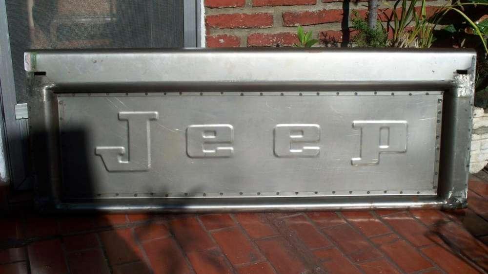 * VENDO PORTON NUEVO <strong>jeep</strong> GLADIATOR * 19641975