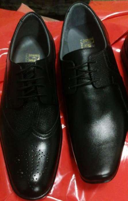 Zapatos de Vestir Hombre Puro Cuero