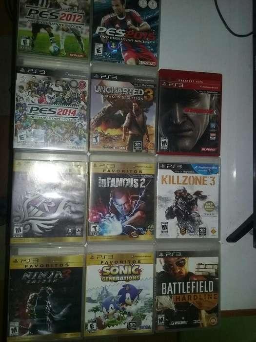 Remato Juegos de Playstation 3