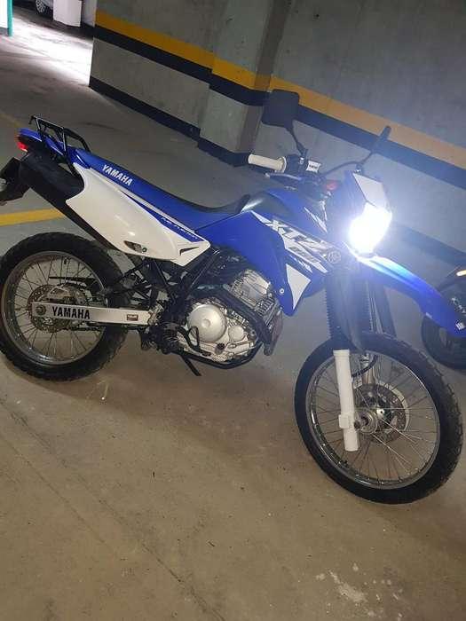 <strong>yamaha</strong> Xtz 250 2014 Hermosa