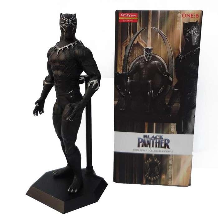 Figura Pantera Negra Crazy Toys