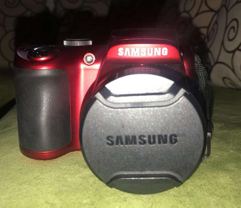 Cámara Semiprofesional Samsung Wb100