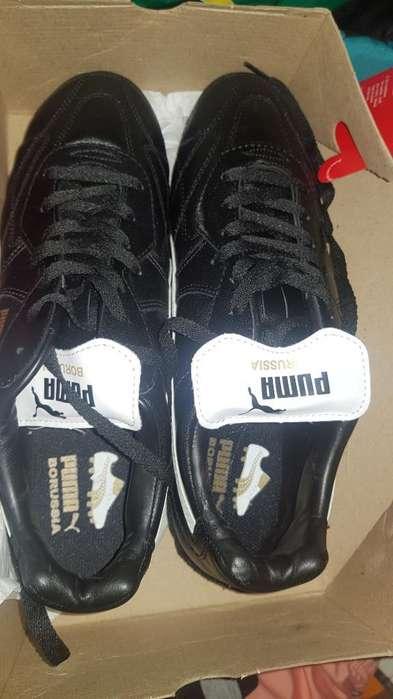 Vendo Botin Puma Borussia