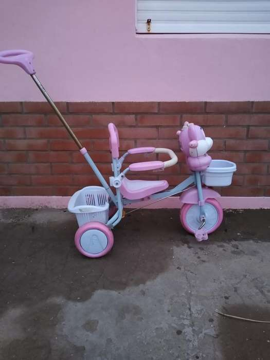 Triciclo a Pedal