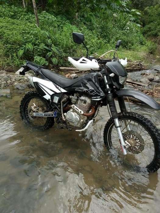 Vendo Moto Axxo