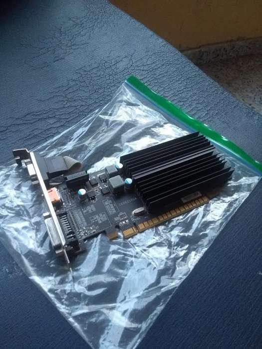 Targeta Gráfica Radeon Hd 5450 1 Gb Ddr3
