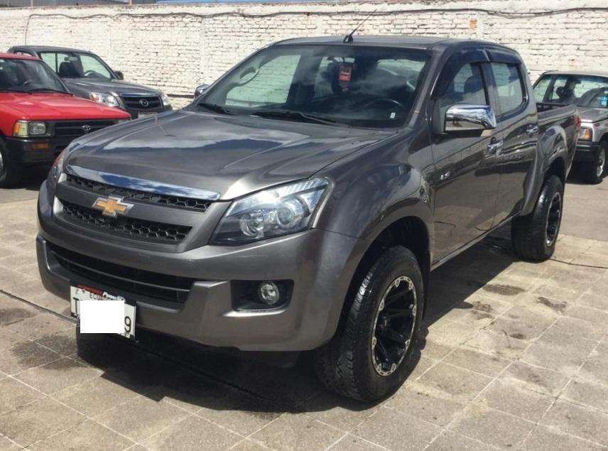 <strong>chevrolet</strong> D-Max 2014 - 70000 km