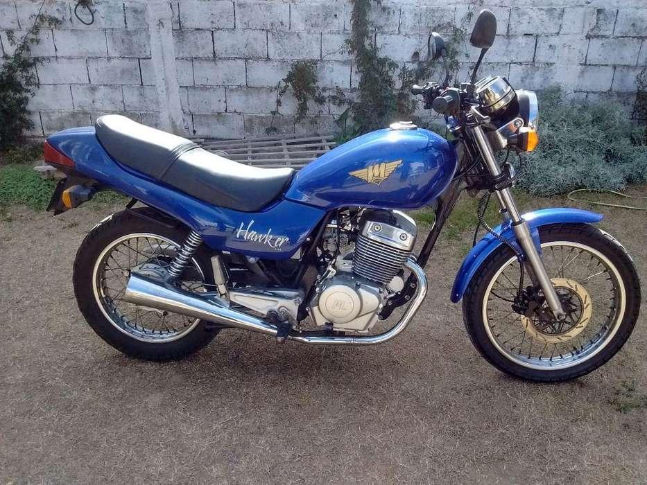 Vendo Motomel 250cc