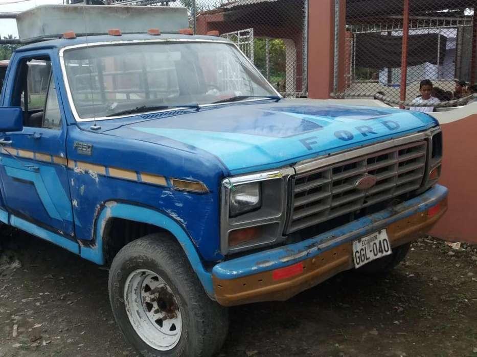 Ford F-250 1986 - 35000 km