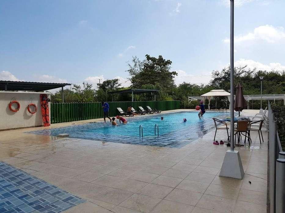 VENDO O ARRIENDO Madeira campestre, confortable y fresco apartamento con garaje privado y piscina