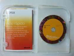 DVD Office Hogar y Pequeña Empresa 2010 Esp Licencia Original 3 PC