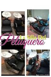 Sillas de Peluquería en Barranquilla