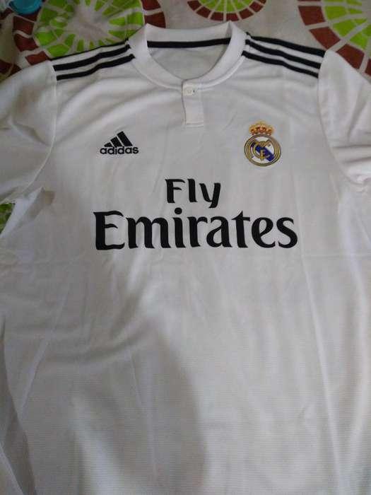Vendo Camiseta Real Madrid Original M