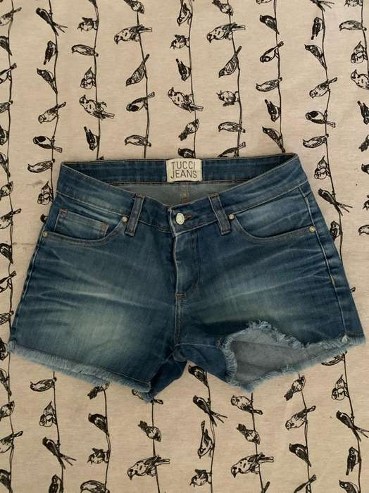 Short Tucci de <strong>mujer</strong>