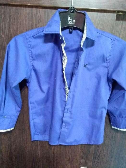 Solo por Hoy Camisa de Nene