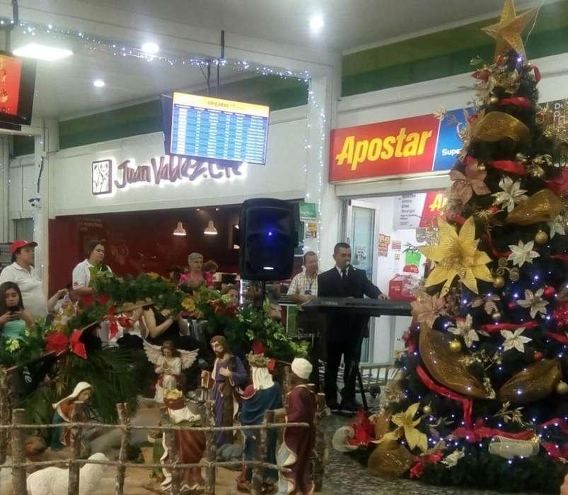 Coros Navideños en Pereira
