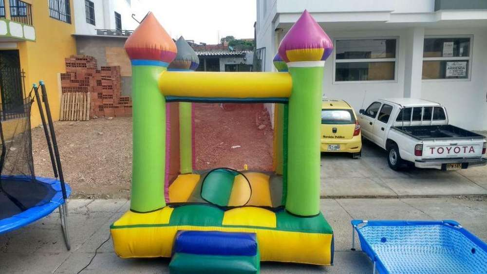 Brinca brinca Inflable, Carpas Hangar Cartagena