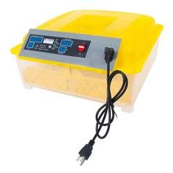 48 Huevos Incubadora Digital Sintonizador Automático.