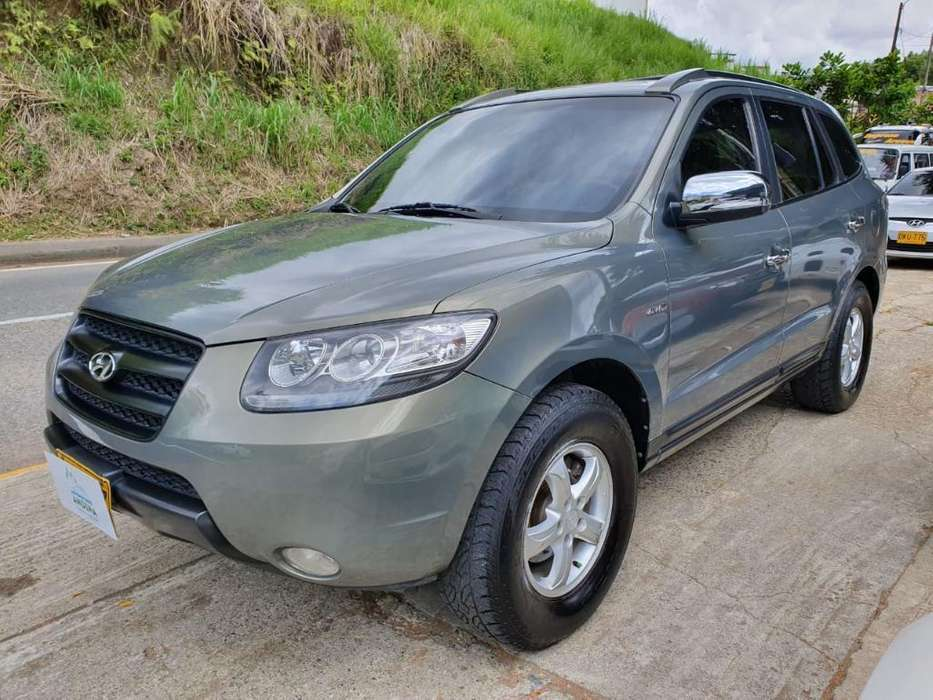 Hyundai Santa Fe 2008 - 187000 km