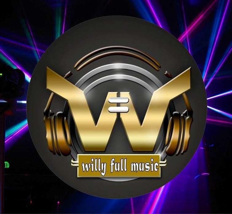 Miniteca Willy Full Music en Pereira