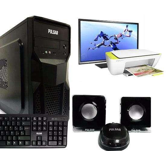 Computadora Nuevas 4gb 320gb <strong>monitor</strong> Impresora Completa Nuevas