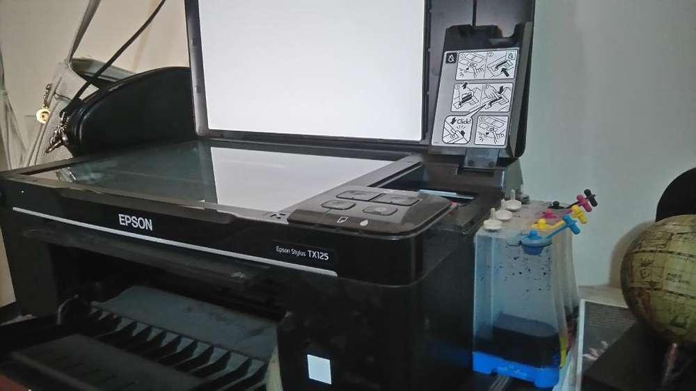 Vendo Impresora Multifuncional Epson