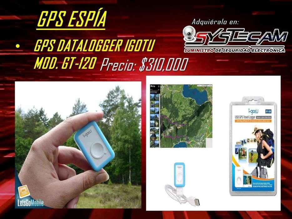 <strong>gps</strong> Datalogger Igotu Mod Gt 120 impermeable al agua y original