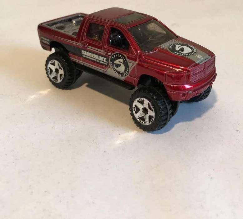 Dodge Ram 1500 Hot Wheels