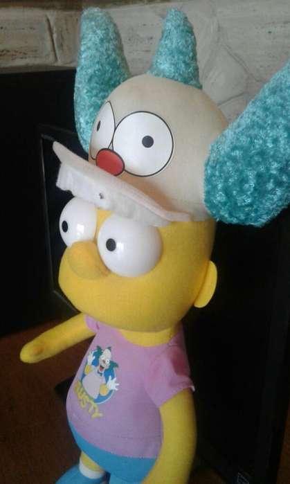 Muñeco Bart Simson Original