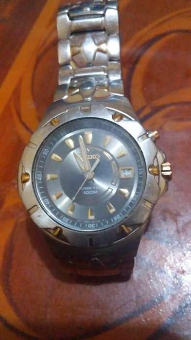 venta de Reloj <strong>seiko</strong> de dos perillas