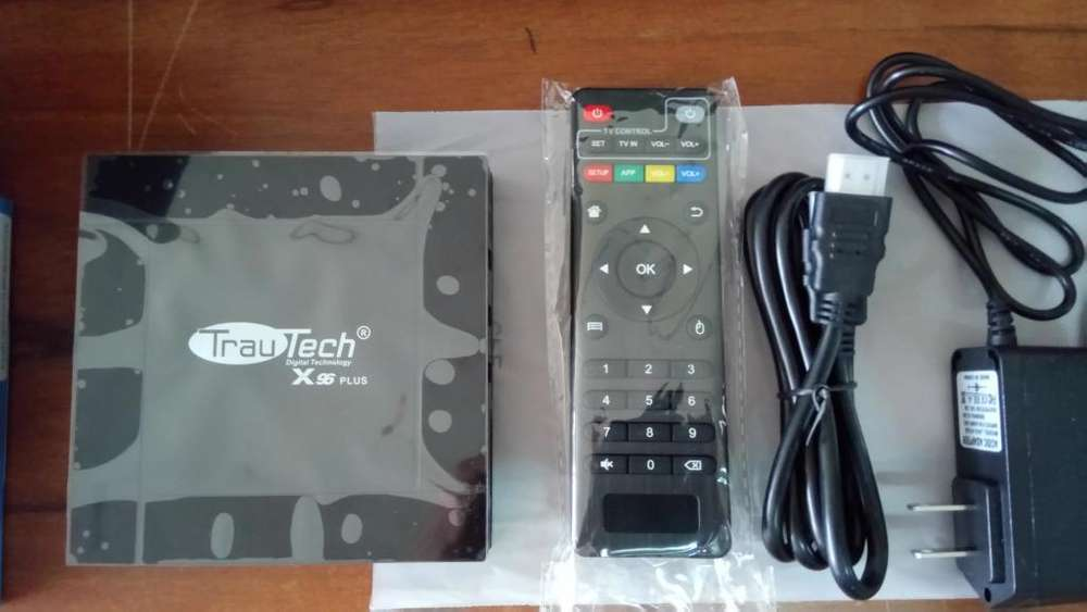 Tv Box X96 1g Ram 8g Lista de Canales