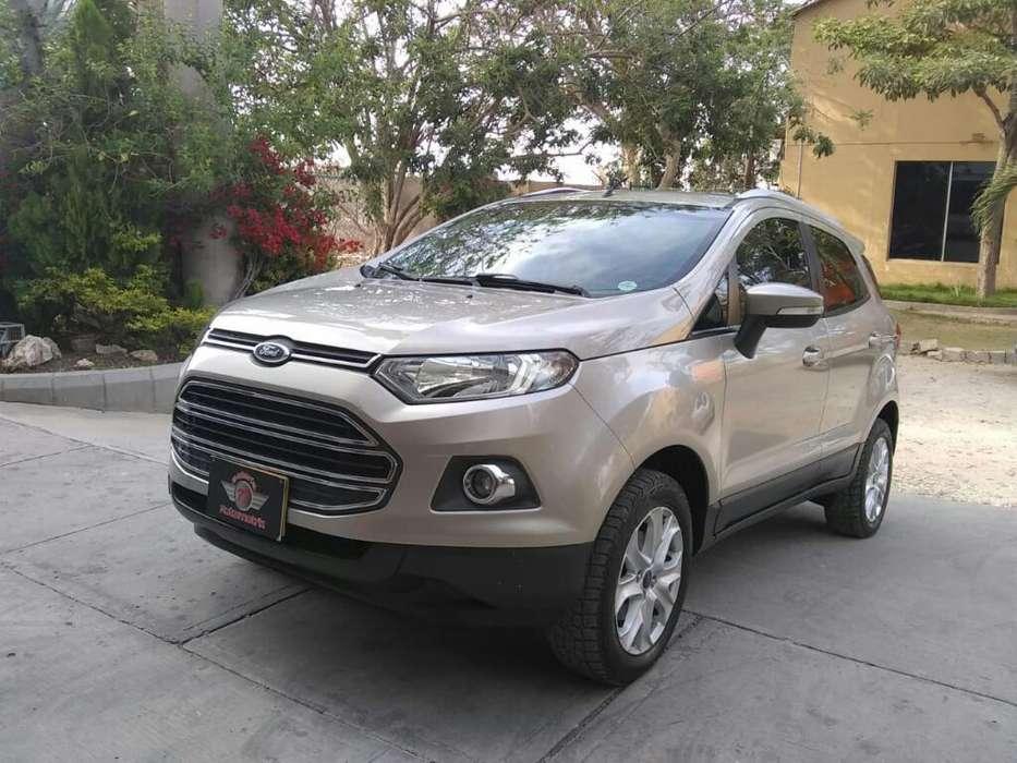 Ford Ecosport 2014 - 81000 km
