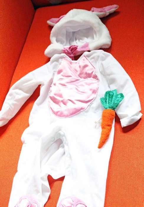 Disfraz Conejo Niña de 9 a 12 meses