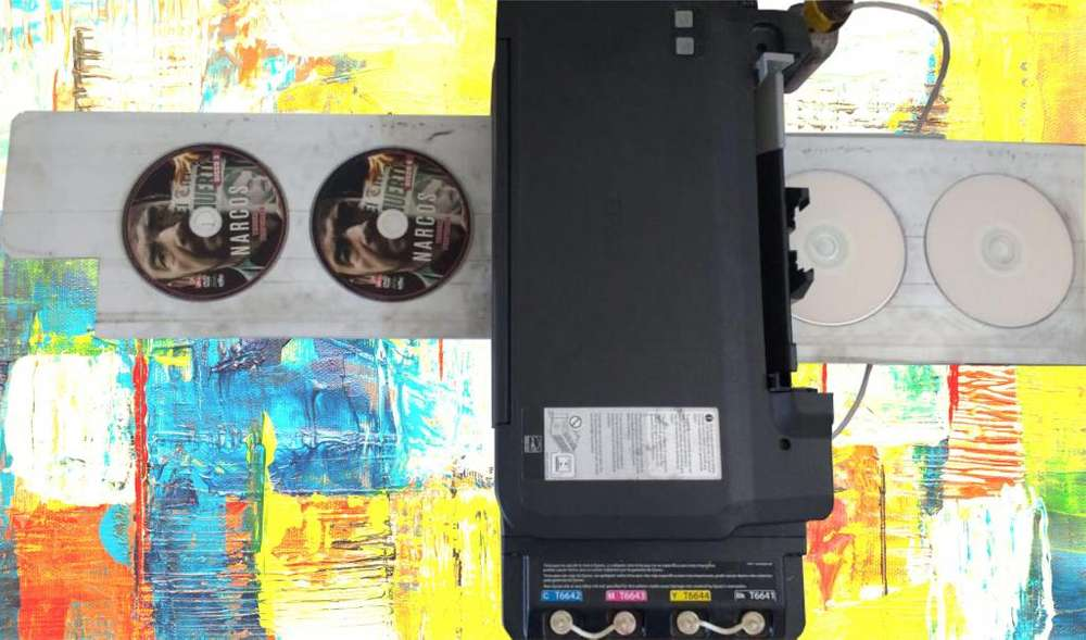 Inpresora Cd Dvd