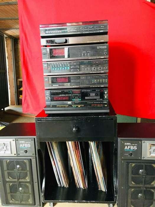 Equipo de Sonido 5 Consolas