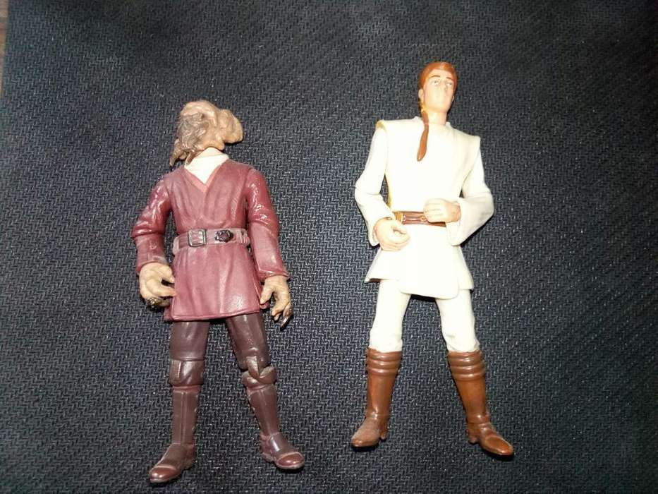 Vendo Figuras Star Wars