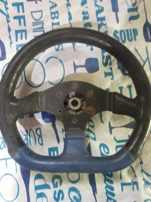 Vendo volante deportivo fiat 128