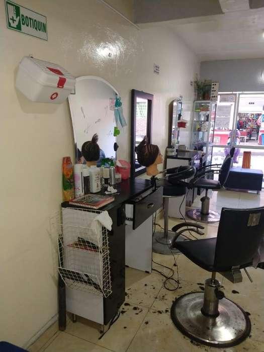 Muebles para Peluquería O Barbería Ganga