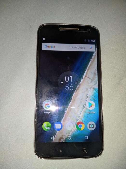 Motorola G4 play en perfecto estado