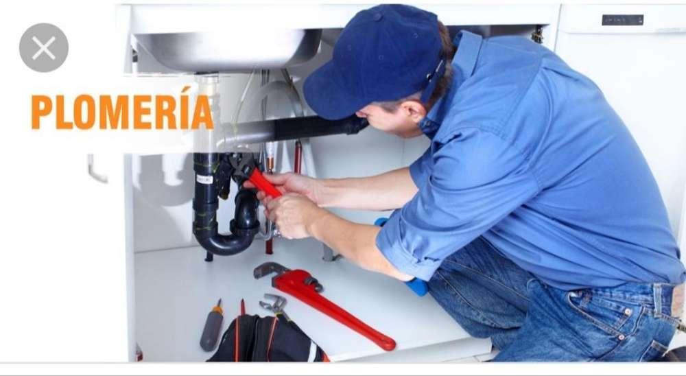 Servicio de Plomeros 3132485200 a Domici