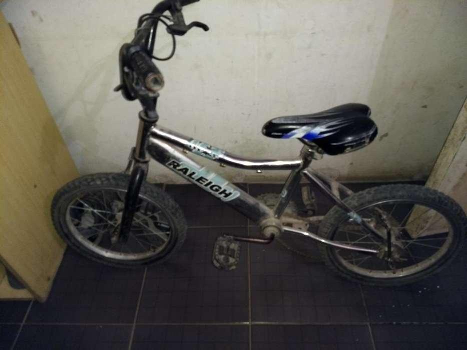 Bicicleta de Aluminio para Nene Asta 6 a