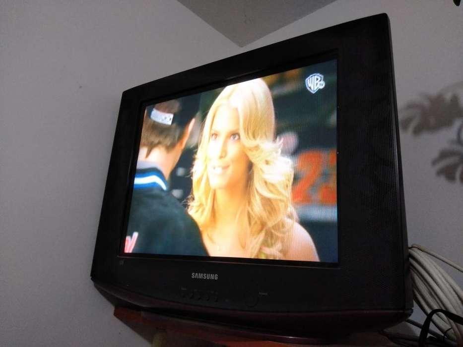 Tv Samsung 21 Pulgadas, Excelente Estado