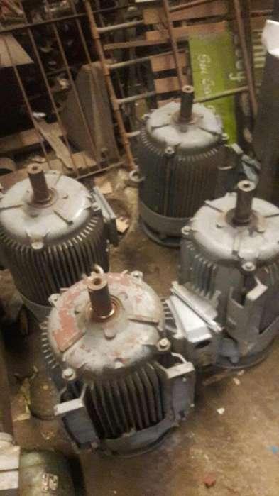 Motores Electricos Trifasico Cuatros Uni
